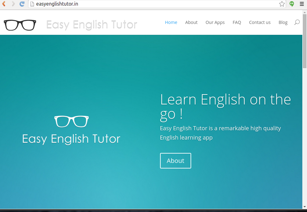 Easy english Tutor