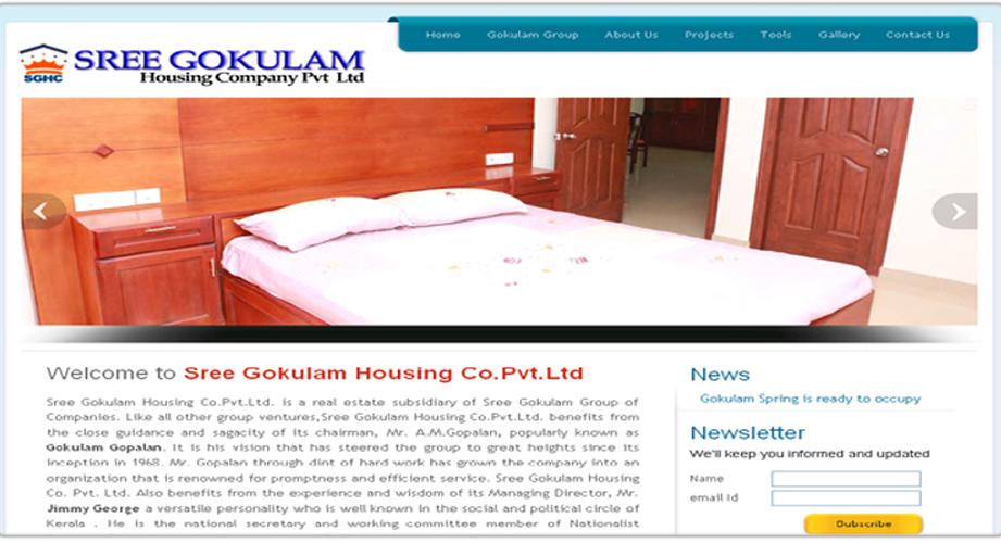Sree Gokulam Housing