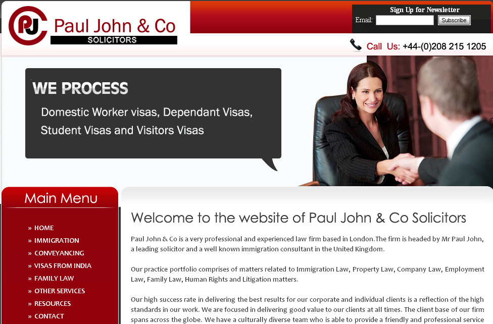 Paul John & Co