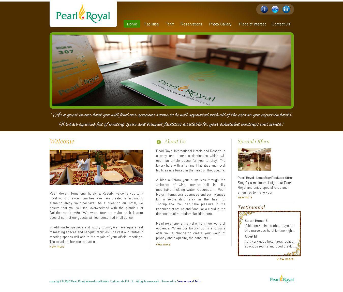 Hotel Pearl Royal