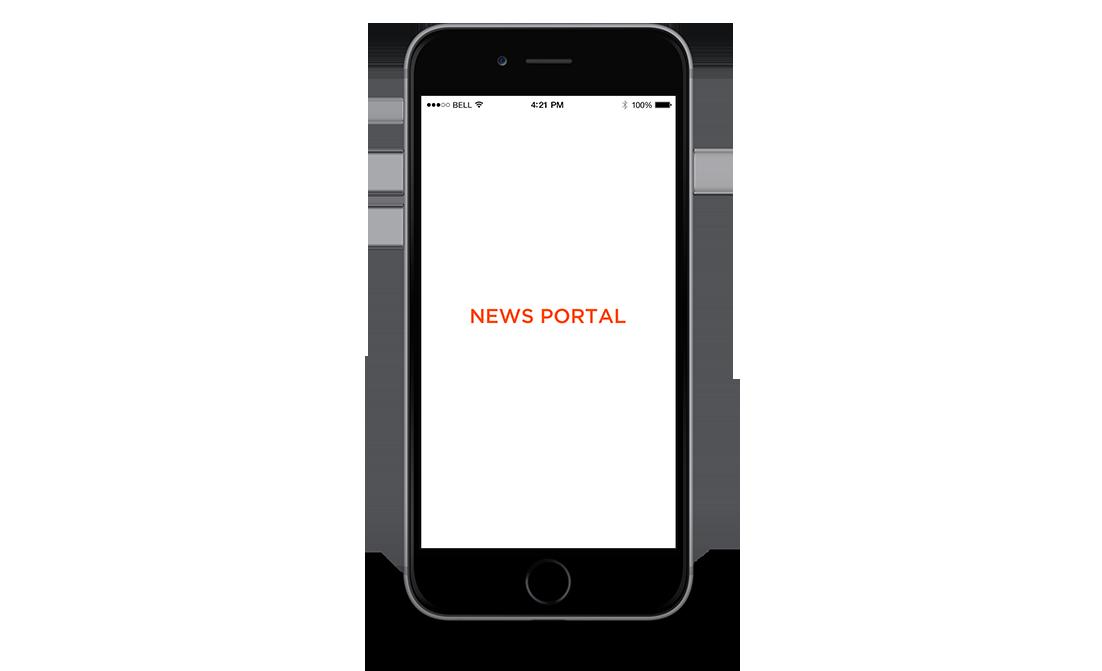 online news portal product Online news portal product news