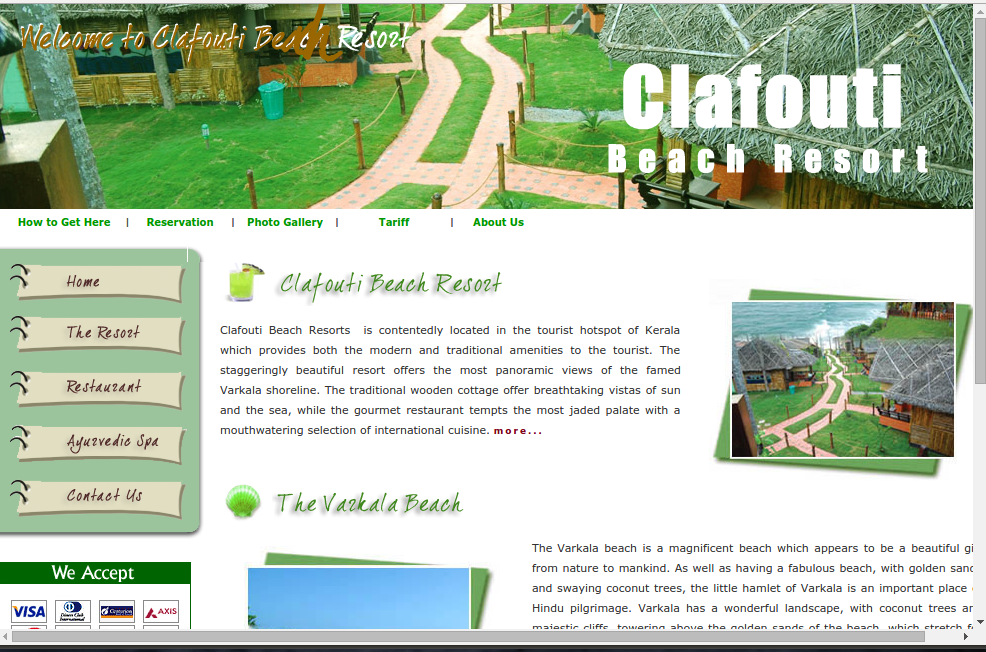 Clafouti Resort