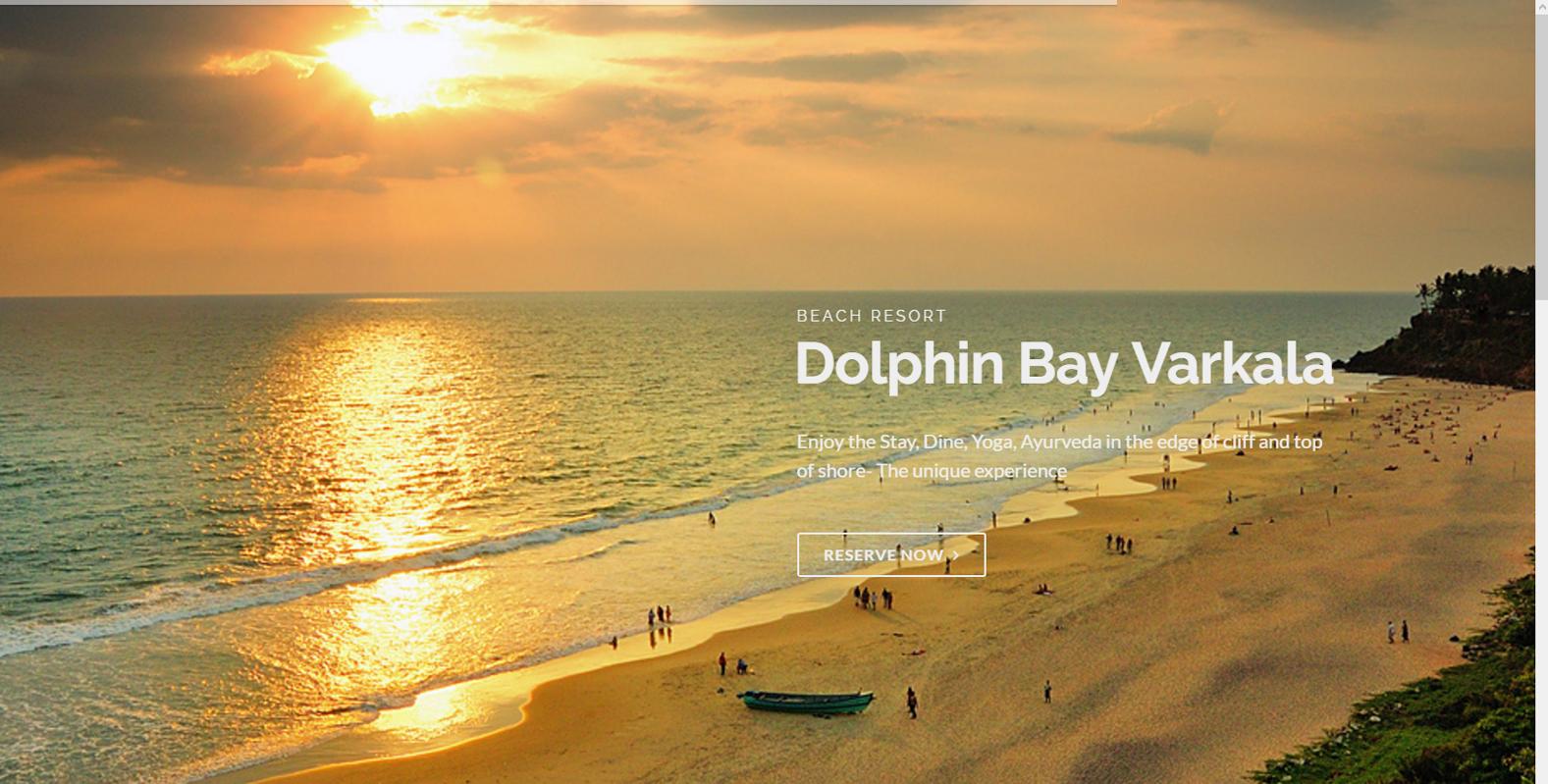 Dolphin Bay Varkala