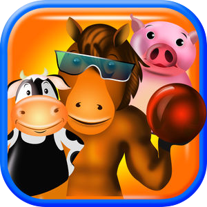 Farm Shooting Mania android and ios app development Portfolio Mobile ( Apps from android and iOS app development team ) icon Farm Shooting Mania 300px