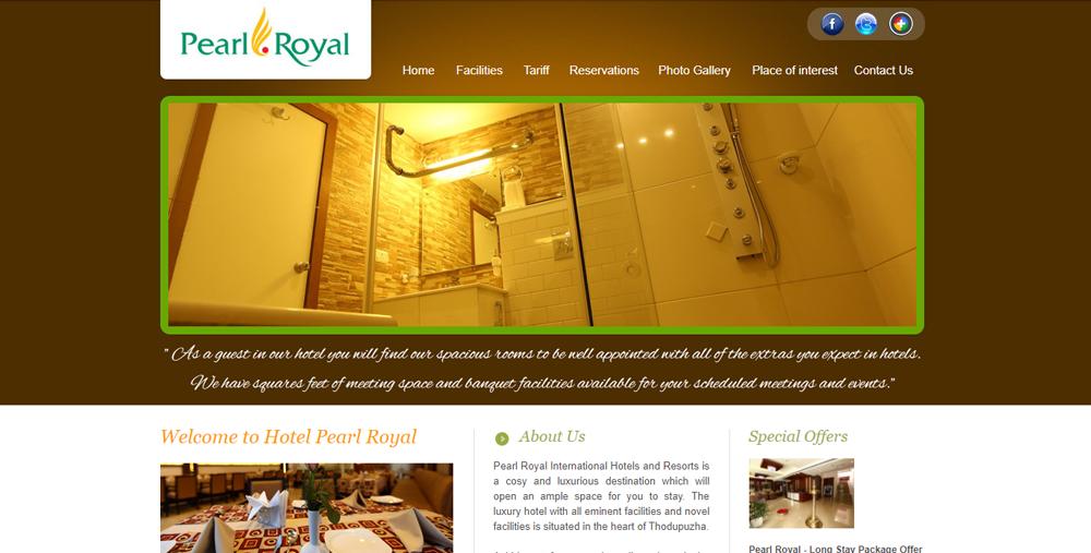 Hotel Pearl Royal Hotel Pearl Royal